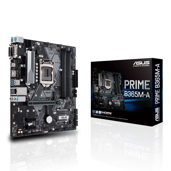 ASUS Prime B365M-A Intel Anakart