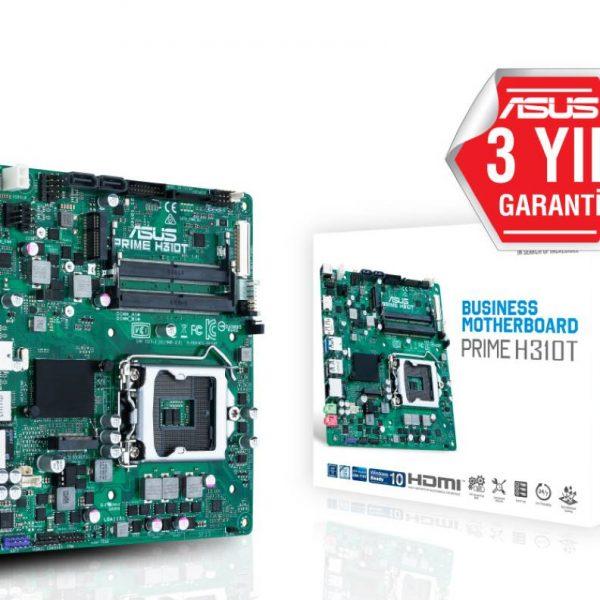 ASUS Prime H310T Intel Anakart