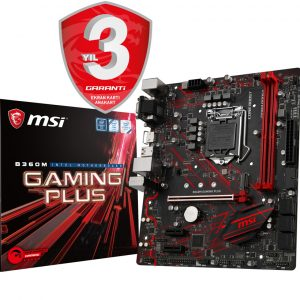 MSI B360M GAMING PLUS Anakart