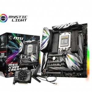 MSI MEG X399 CREATION Anakart